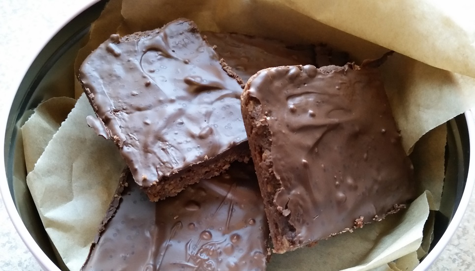 Chocolate Shortbread | Cheese and Chickpeas